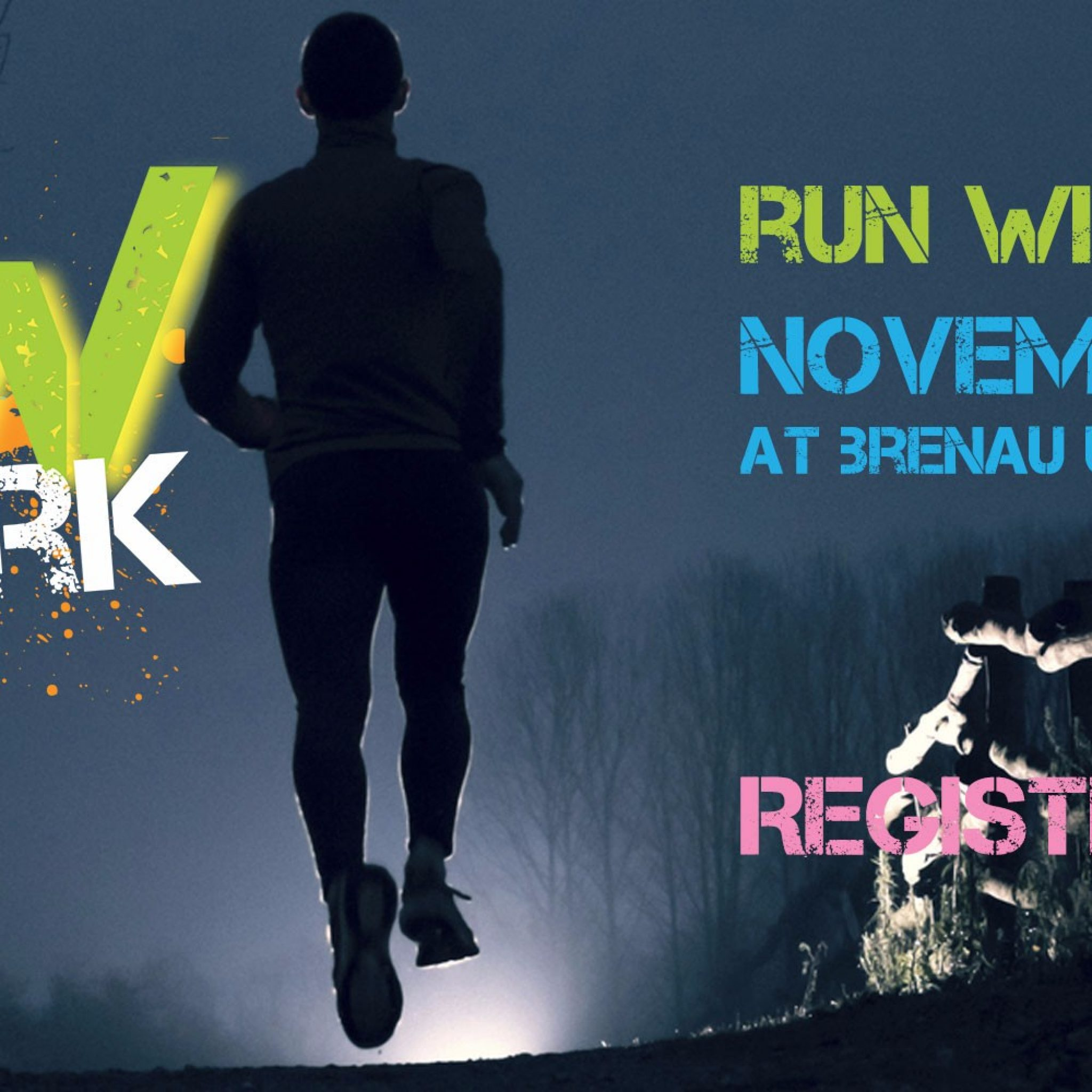 Glow Out the Dark 5K