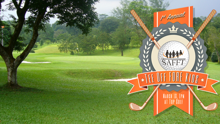 1st Annual Tee Off FORE Kids